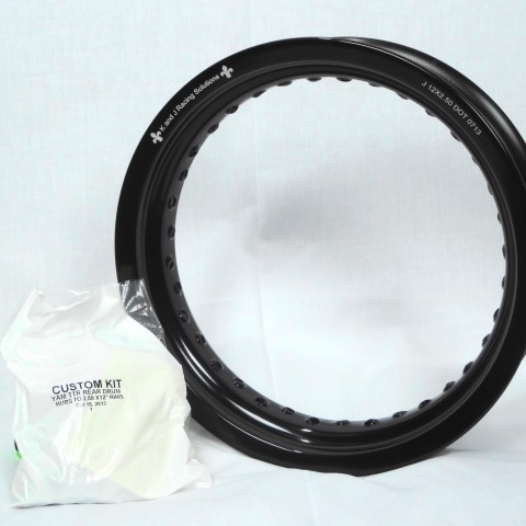 Yamaha TTR rear rim kit