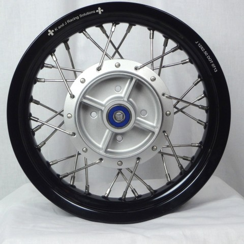 TTR rear wheel complete