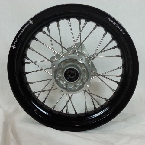 CRF150 Rear complete wheel 11-26-2014 7-45-40 PM