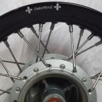 CRF125F complete close up