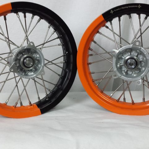 KTM orange set