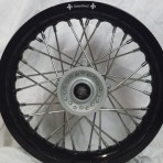CRF125 front wheel 2