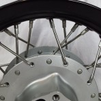 TTR125 rear close up