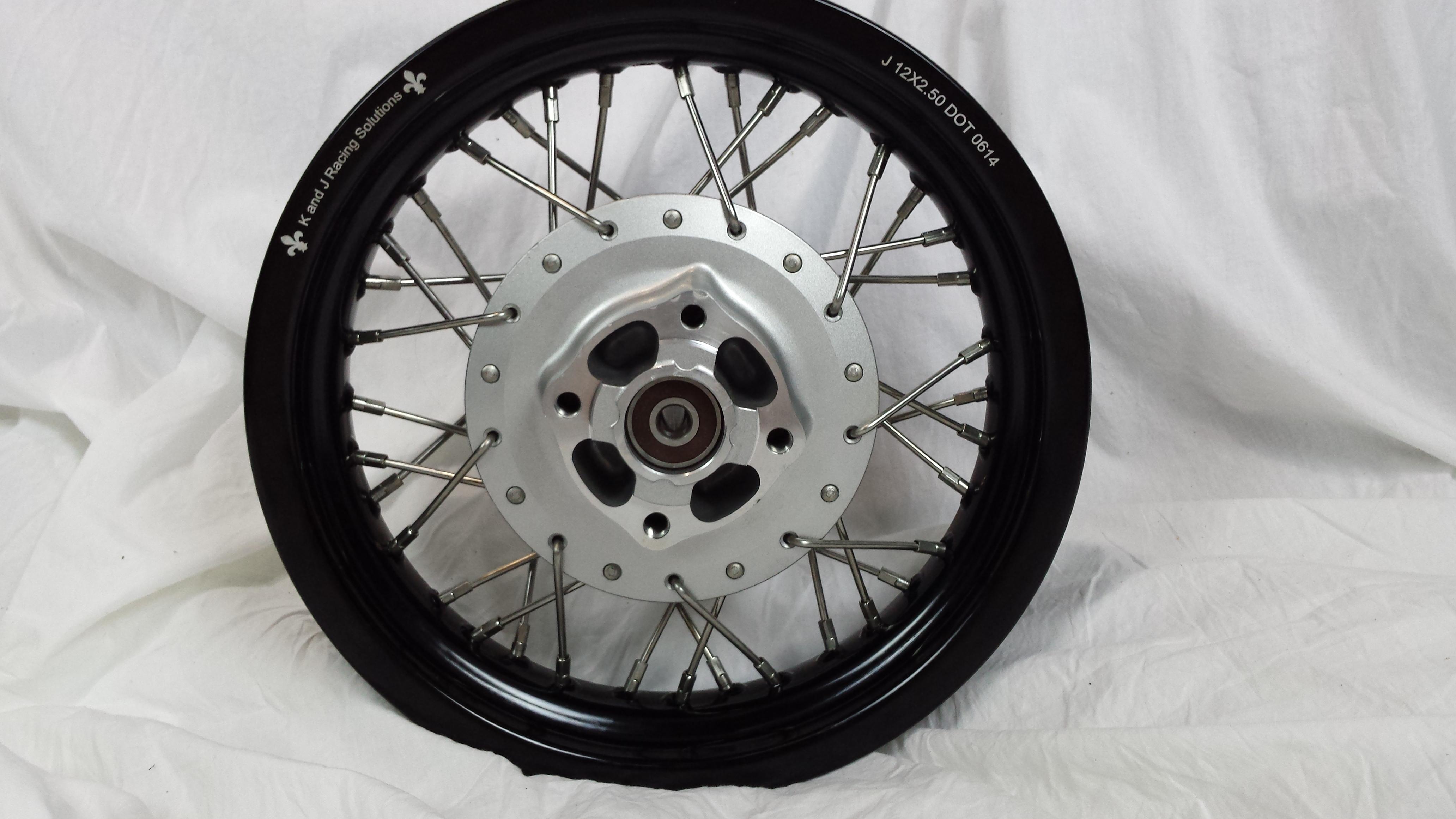 Yamaha Ttr  Rear Wheel