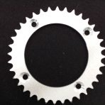 YZ85 rear sprocket 36 tooth